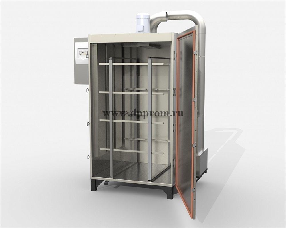 Установка для горячего копчения Ижица-ГК - фото 51999