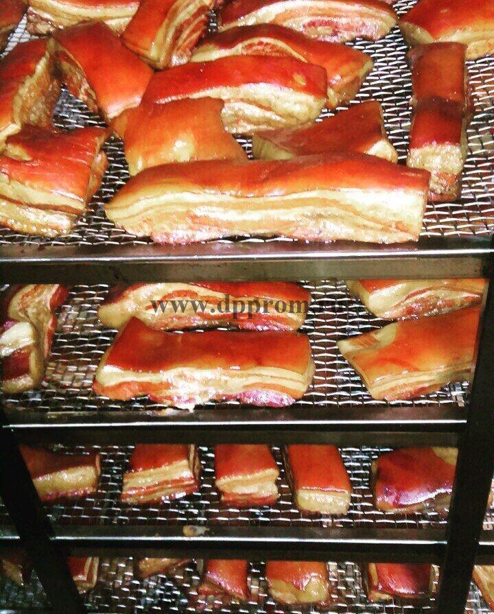 Установка для горячего копчения Ижица-ГК - фото 52001