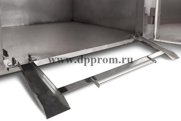 Коптильная установка Ижица-2500 - фото 52034