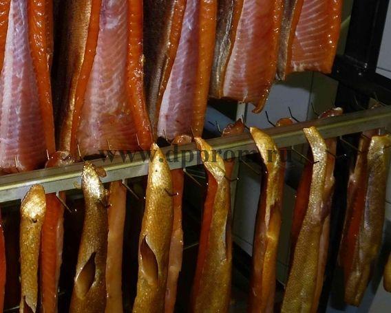 """Шампура """"Казачьи"""" - специализированные для мелкой продукции, комплект на 4 ряда 24 шт - фото 52055"""