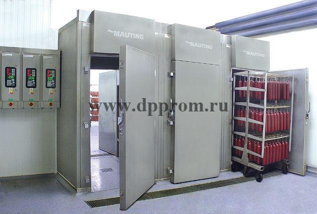 Камеры интенсивного охлаждения Mauting ZKM - фото 52198