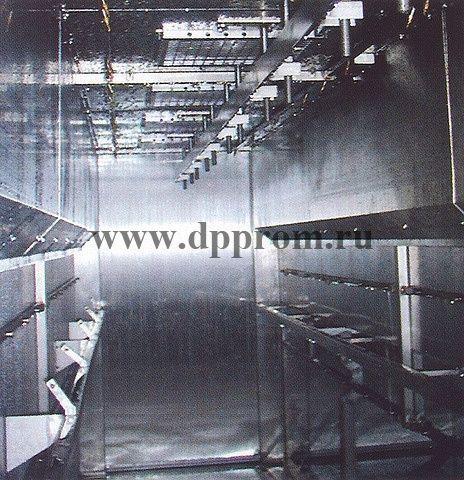 Камеры интенсивного охлаждения Mauting ZKM - фото 52202