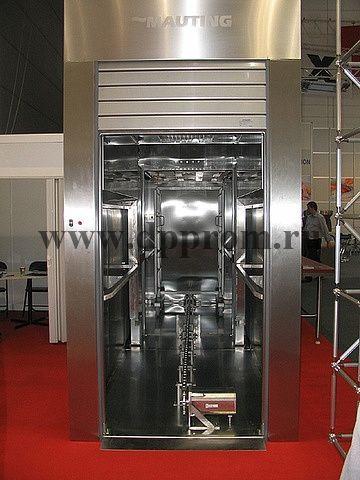 Термодымовые камеры Mauting KMZ - фото 52212