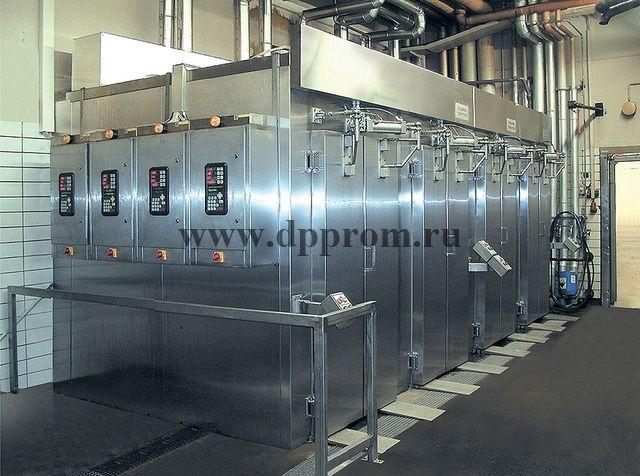 Термодымовые камеры Mauting KMZ - фото 52213