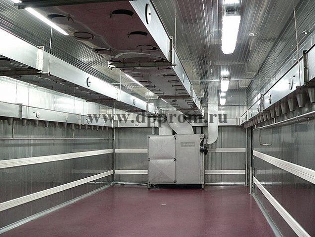 Камеры для дозревания Mauting KMD - фото 52224