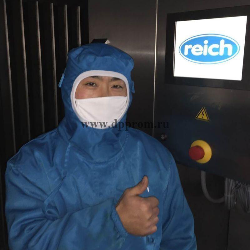 Климатическая установка AIRMASTER® KKRI CLIMASTAR: предсозревание с использованием дыма - фото 52525