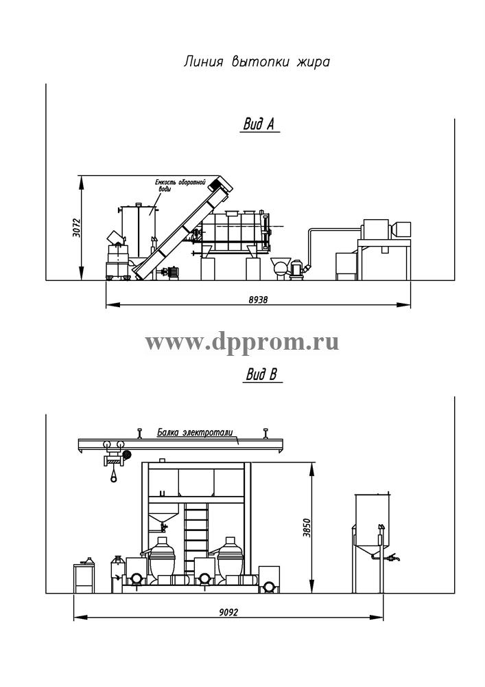 Линия ДПП-А18У - фото 52628