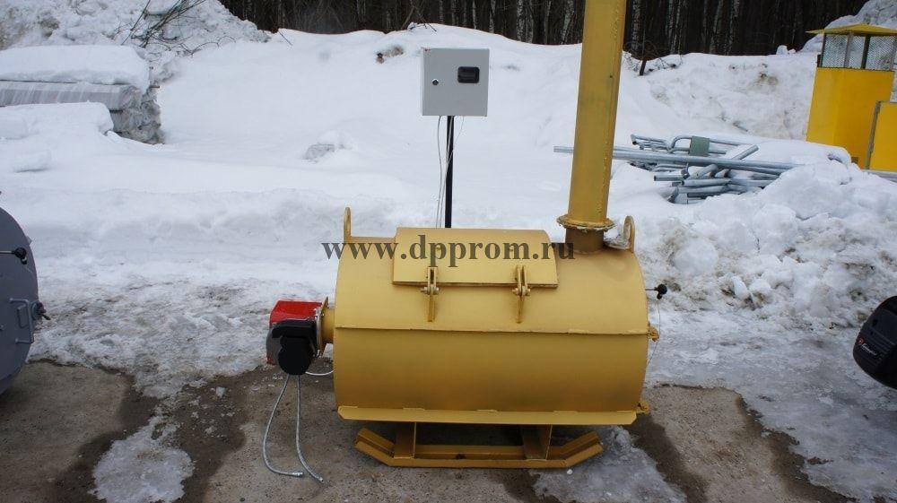 Крематор АМГ-50 - фото 52630