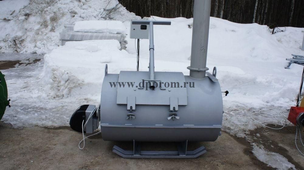 Крематор АМД-100 - фото 52631