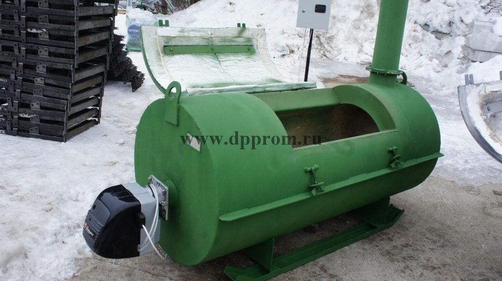 Крематор АМД-200 - фото 52634