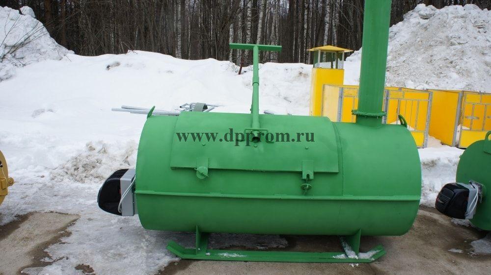 Крематор АМД-300 - фото 52639