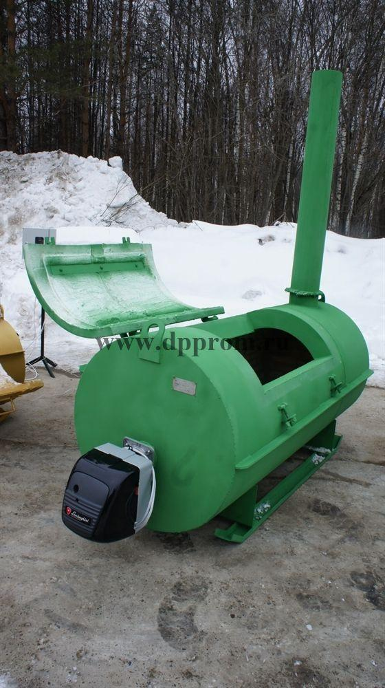 Крематор АМД-300 - фото 52640