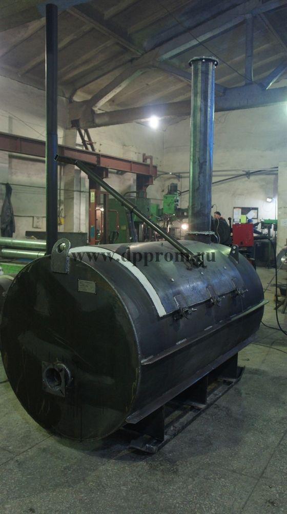 Крематор АМД-500 - фото 52645
