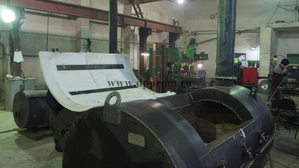 Крематор АМГ-500 - фото 52648