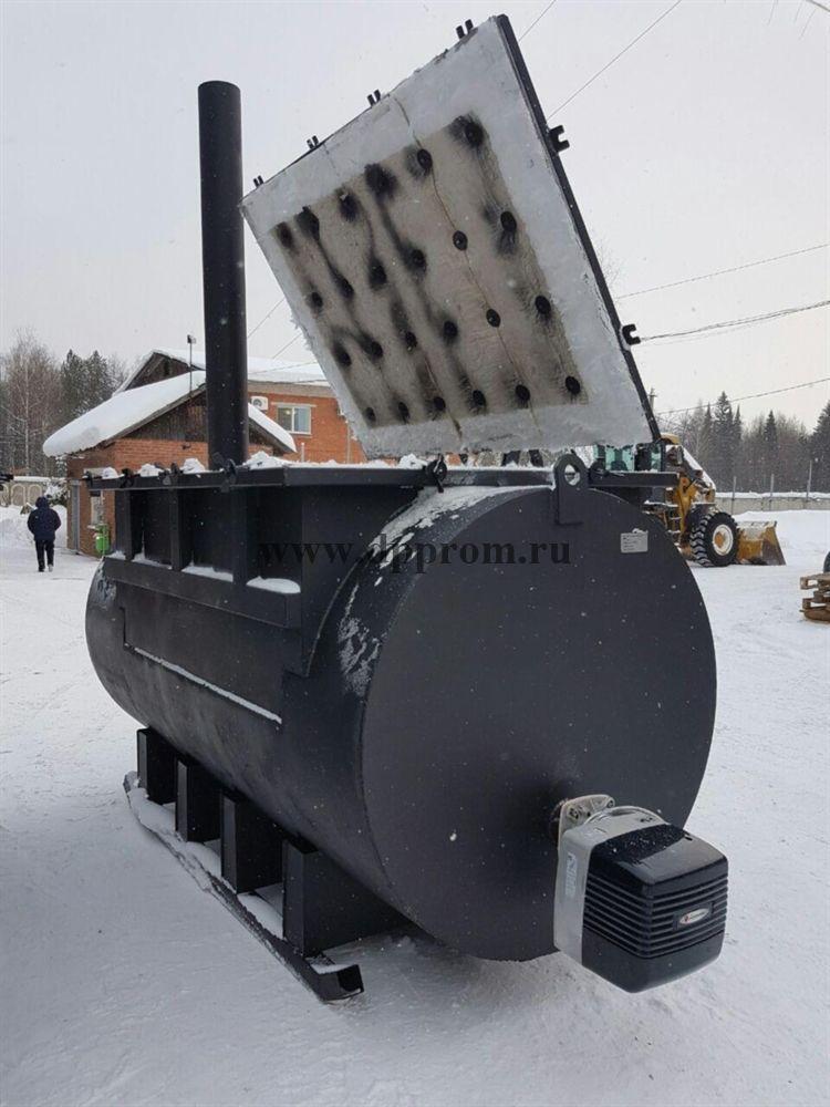 Крематор АМД-1000 - фото 52649