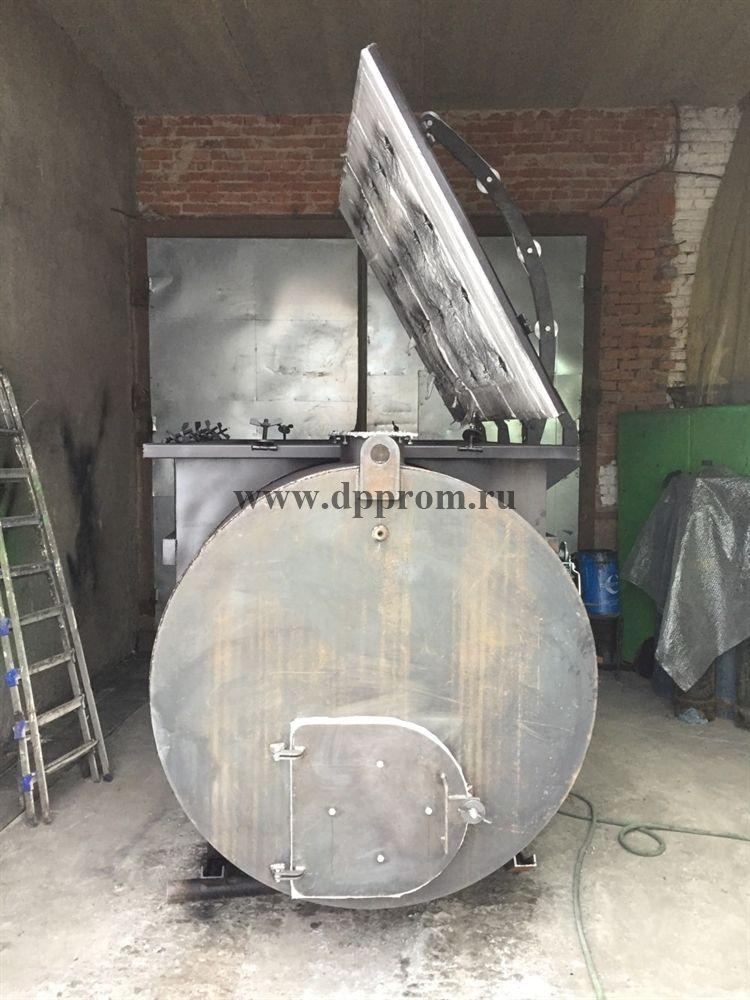 Крематор АМД-1000 - фото 52651