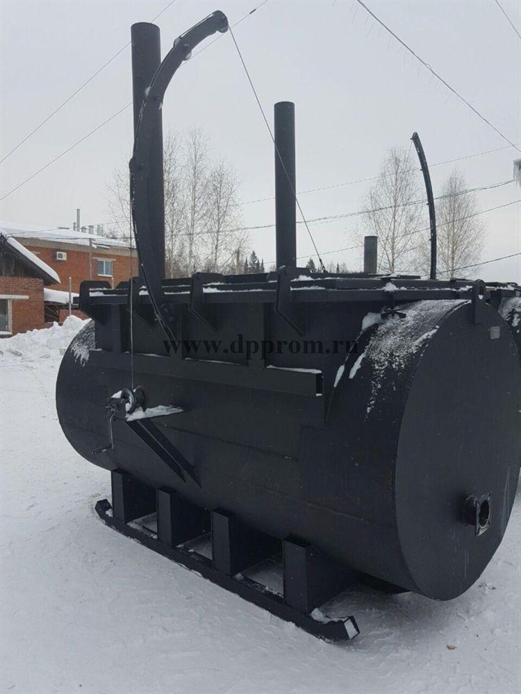 Крематор АМД-2000 - фото 52657