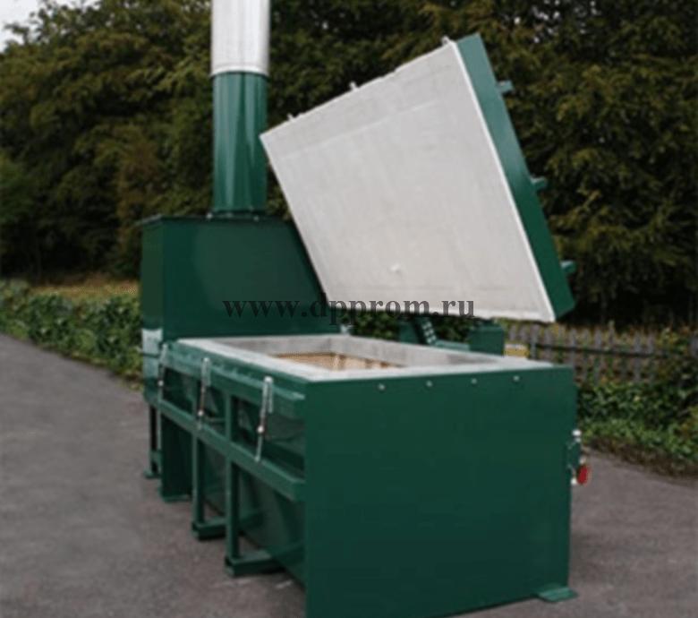 Инсинератор ИМГ-1500 - фото 52691