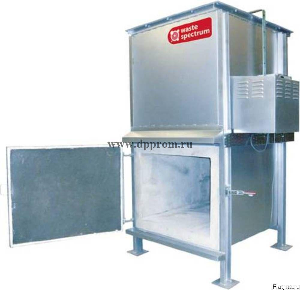 Крематор V300 - фото 52725