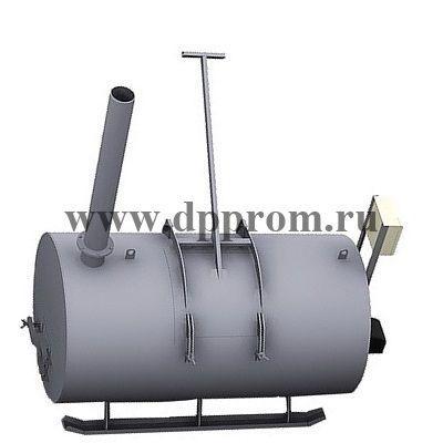 Крематор ДПП-100Д - фото 52730