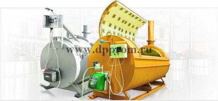 Крематор КРГ-400 - фото 52750