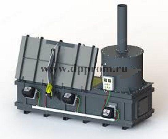 Инсинератор ИГ-1500