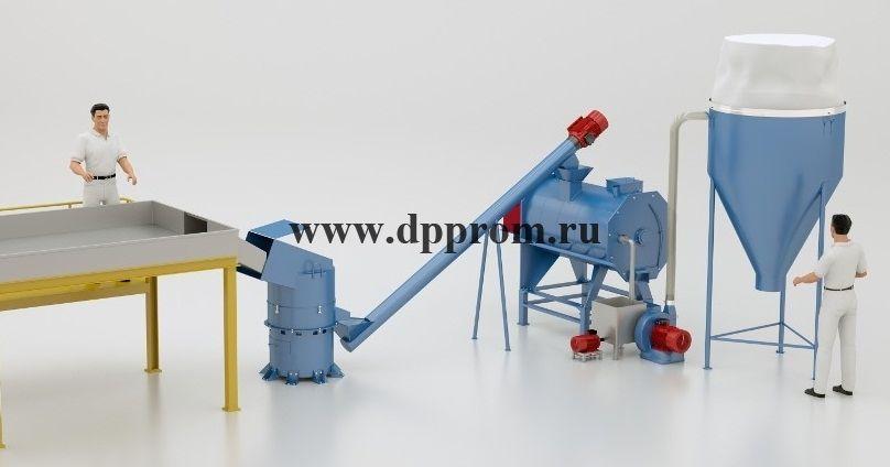 Мини-линия ДПП-А16-01