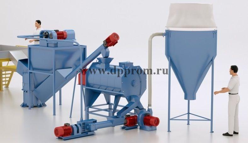 Мини-линия ДПП-А16М-01 - фото 52778