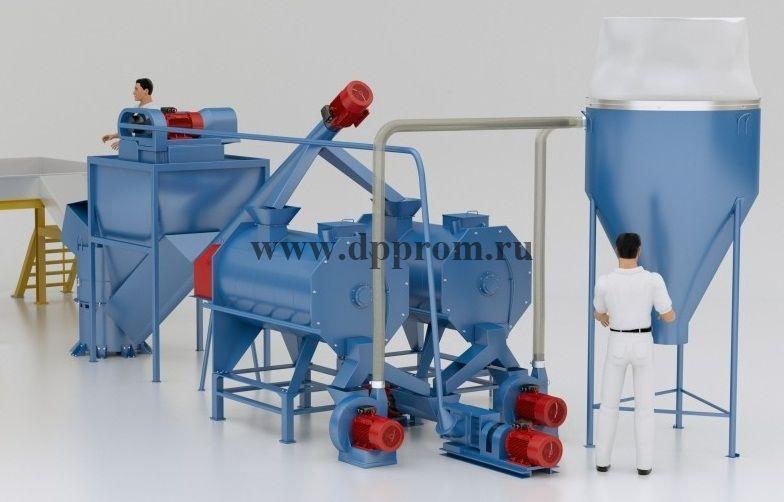 Мини-линия ДПП-А16М2-01