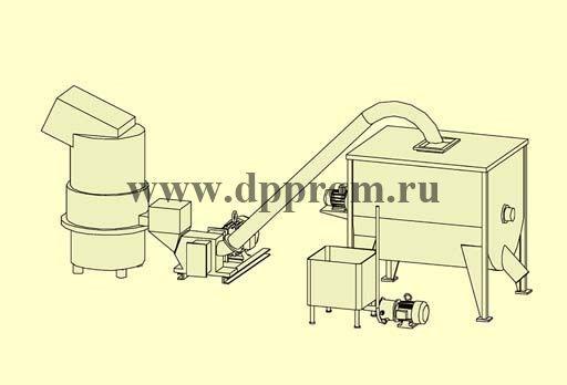 Мини-линия ДПП-А18-01 - фото 52792