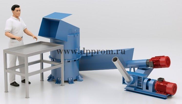 Мини-линия ДПП-0,5