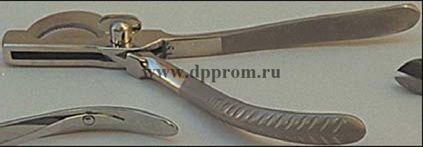 Щипцы-кастратор, изготовлены из нержавеющей стали