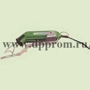 Аппарат для купирования хвостов поросят, электрического типа с зажимом