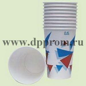 Одноразовый стакан для сбора спермы, объем 400мл.