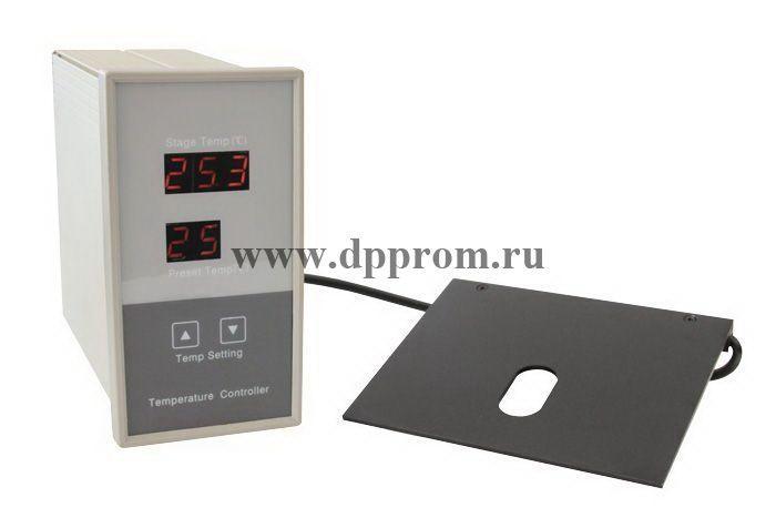 Цифровой предметный нагреваемый столик для микроскопов № 4503000 и 4502500