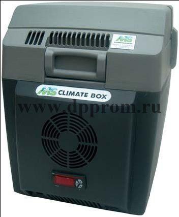 Климат-контейнер с цифровым диспелем, 32 л., 17°С