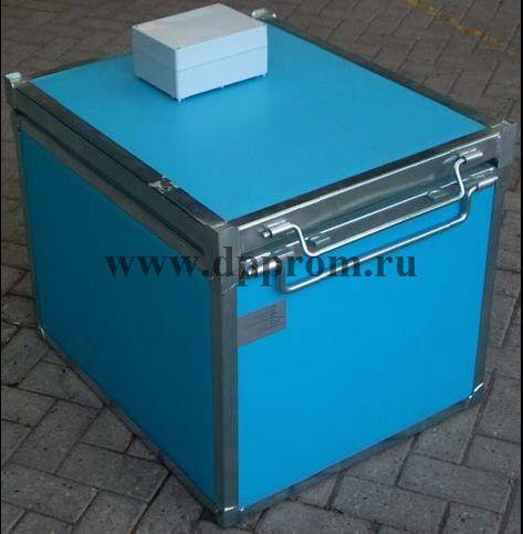 Климат-контейнер сцифровым дисплеем, 175 л.