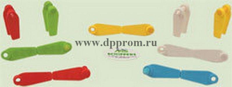 Бирки Примафлекс № 0, без нумерации, 50 шт. в упаковке