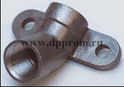 """Уголок под ниппельную поилку, нерж.сталь, 45 гр., 1/2"""" х 1/2"""""""