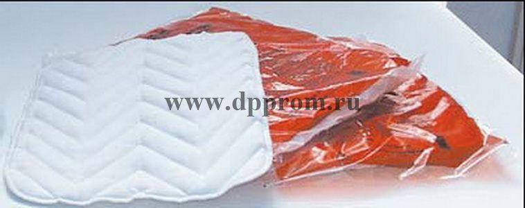 Бандаж для закрепления костыля на конечности теленка из хлопка