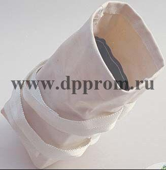 Защитный мешок на копыто