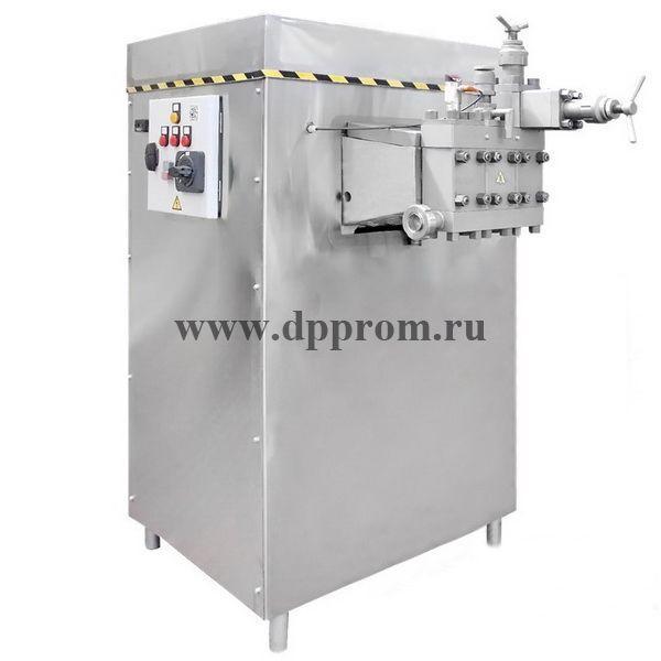 Гомогенизатор ГМ-0,5/20 М1Д (500 литров в час)