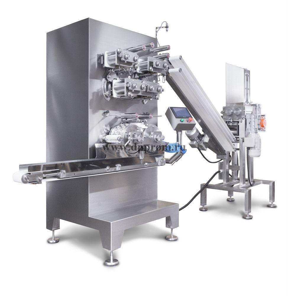 Аппарат для производства пельменей и вареников СД-1000 - фото 53176