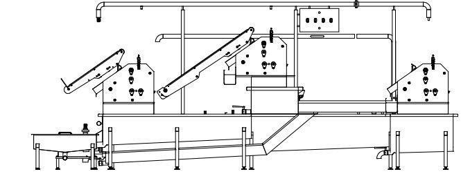 Автоматическая линия для обработки черевы КРС BW-MCB - фото 53919