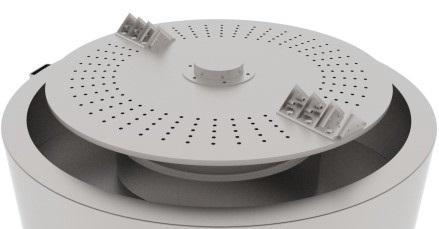Центрифуги для измельчения и промывки необработанного кишечного сырья BW-WCС - фото 53938