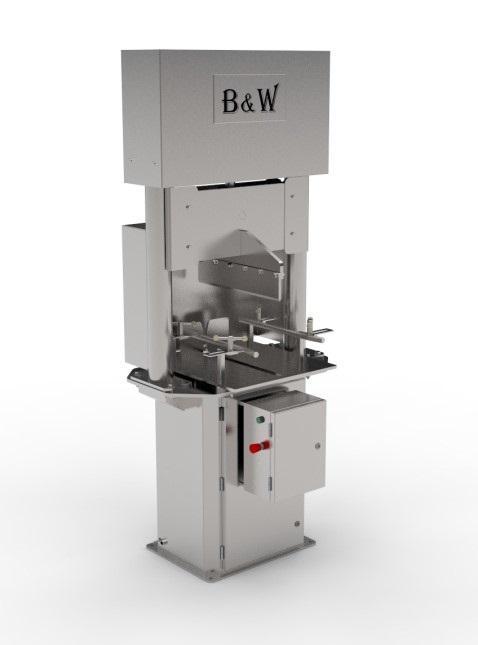 Машина рубки голов свиней/КРС/МРС BW-ICH