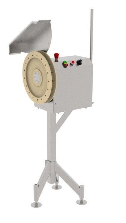 Колесо для отделения черевы свиней/КРС от кишпакета BW-Wheel-O (колесо отводящее)