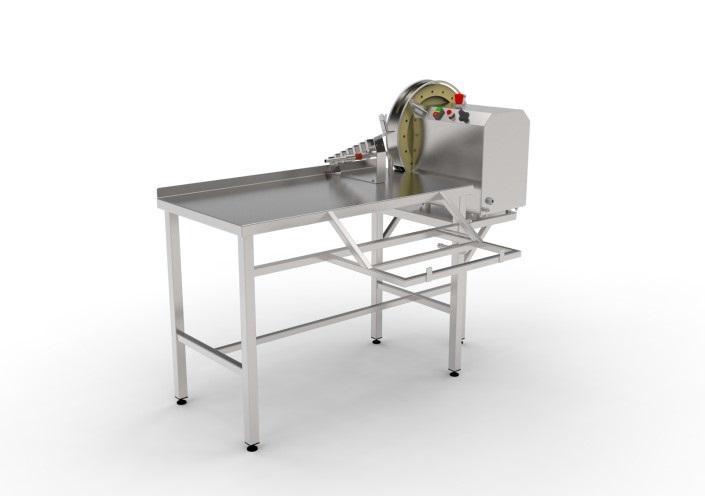 Калибровочная машина для черевы свиней/МРС BW-Wheel-D