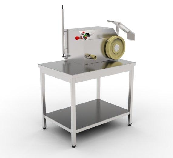 Метровальная машина для черевы свиней/КРС/МРС BW-Wheel-C