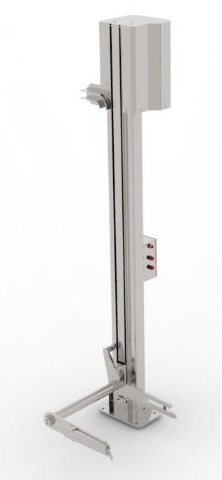 Подъёмник-опрокидыватель BW-Lift-M-S/M